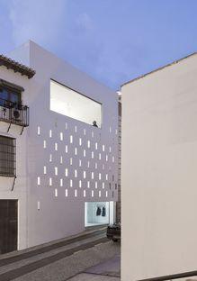Elisa Valero Ramos, studio in Granada