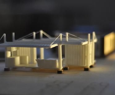 genesis, architecture lectures in Pisa