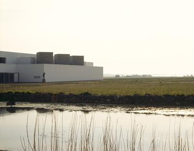 Tony Fretton Architects, Fuglsang Kunstmuseum