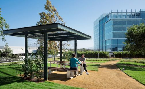 Moffett Place High Garden by DES Architects + Engineers