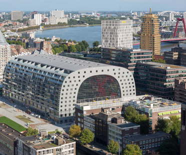 Jan Knikker has become a partner of MVRDV
