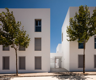 Social Housing by KAUH at the 13th BEAU<br />