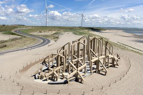 Zandwacht by Observatorium in Rotterdam