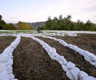 No Man's Land, installation by Yona Friedman