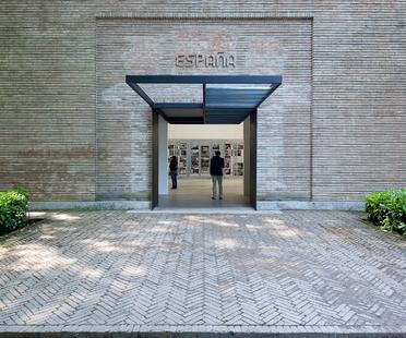 Venice Biennale Golden Lion to Spanish Pavilion