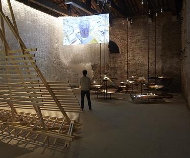 "2016 Biennale. Chile goes ""Controcorriente"""