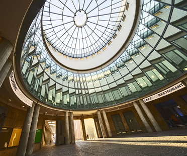 The Schirn Ring by Peter Halley