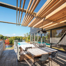 DL Terrace by Martine Brisson: outdoor summer living