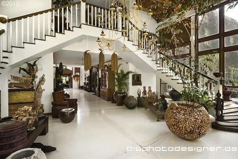 Mangosteen Mansion by Patrick Robert, Yangon.