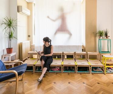 HOME BACK HOME, Ana Mombiedro and ENORME Studio