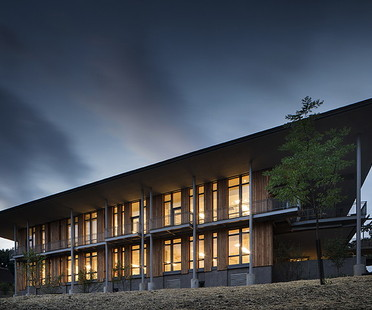 Bohlin Cywinski Jackson for The Frick Environmental Center (FEC)