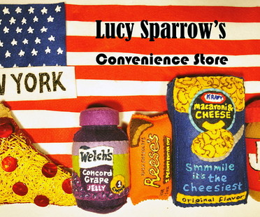 The New York Convenience Store, Lucy Sparrow