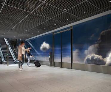 Beyond, permanent installation by Studio Roosegaarde
