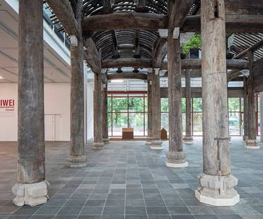 Exhibition by Ai Weiwei Translocation – Transformation