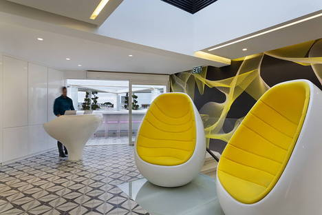The Poli House, Tel Aviv, interior design by Karim Rashid