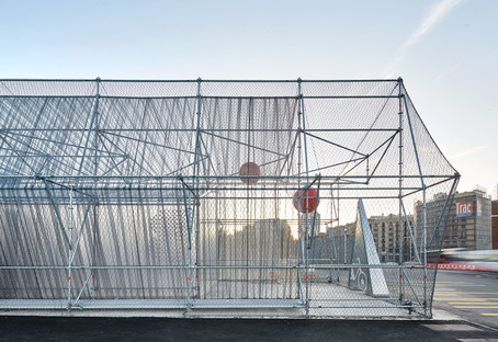 Information point in Barcelona by peris+toral.arquitectes