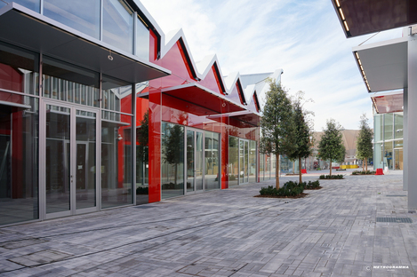 Scalo Milano opens, project by Metrogramma