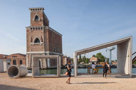 SUMMARY and infrastructure-structure-architecture in Venice