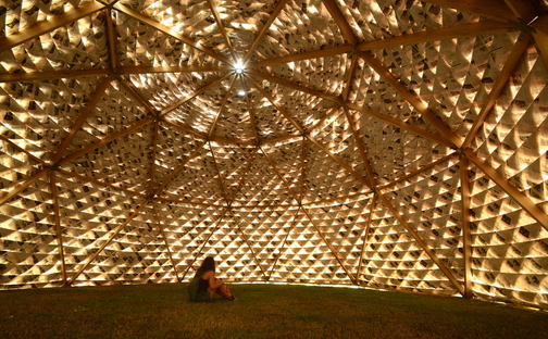 The Paper Dome, Atelier YokYok and Ulysse Lacoste