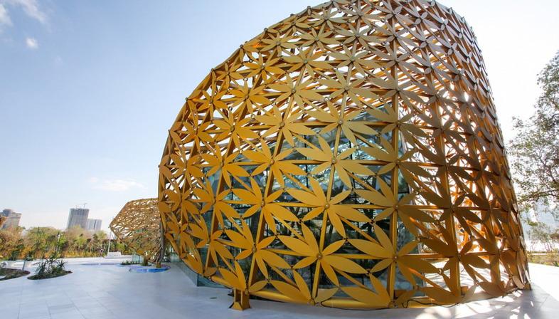 Al Noor Island Park, Sharjah, United Arab Emirates