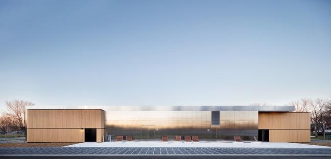 Diane Dufresne Arts Centre ACDF Architecture