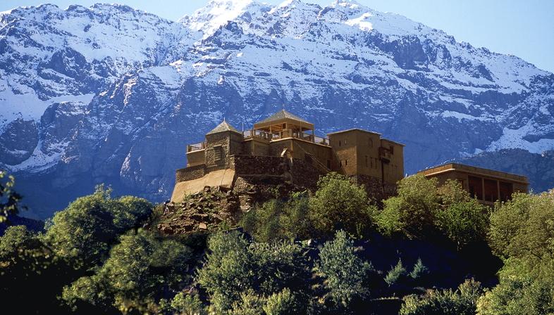 Kasbah Du Toubkal Morocco Receives Environmental