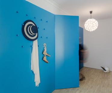 Caminha, refurbishing an apartment