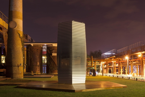 Smog Free Project by Studio Roosegaarde in China