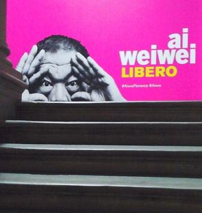 Ai Weiwei. Libero His retrospective at Palazzo Strozzi, Florence