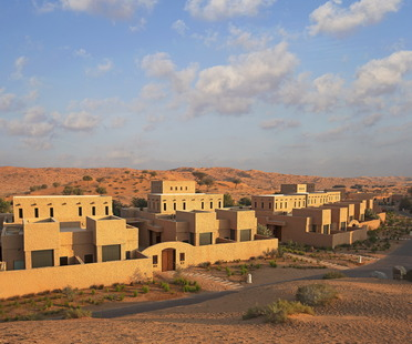 Banyan Tree Al Wadi, first integrated resort in the UAE