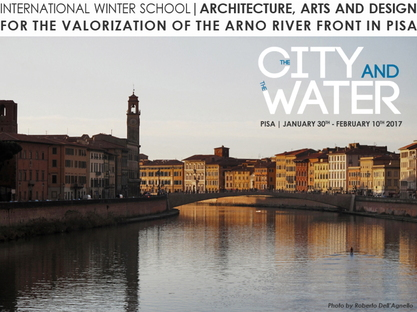 The City and The Water, International Winter School