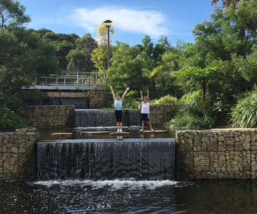 Sydney Park: an environmental water park