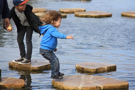 Sydney Park: an environmental water park