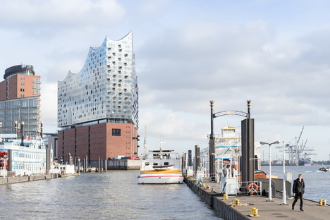 New landmark in Hamburg: Elbphilharmonie by Herzog & De Meuron