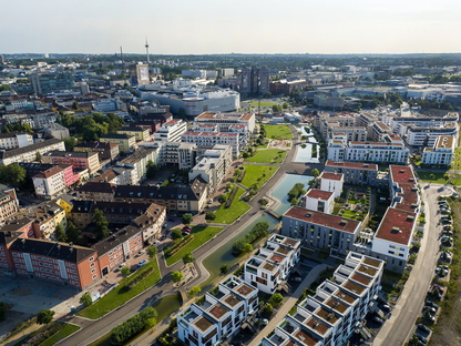 Essen, Germany is the 2017 European Green Capital