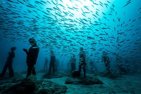 Official opening of Museo Atlántico by Jason deCaires-Taylor
