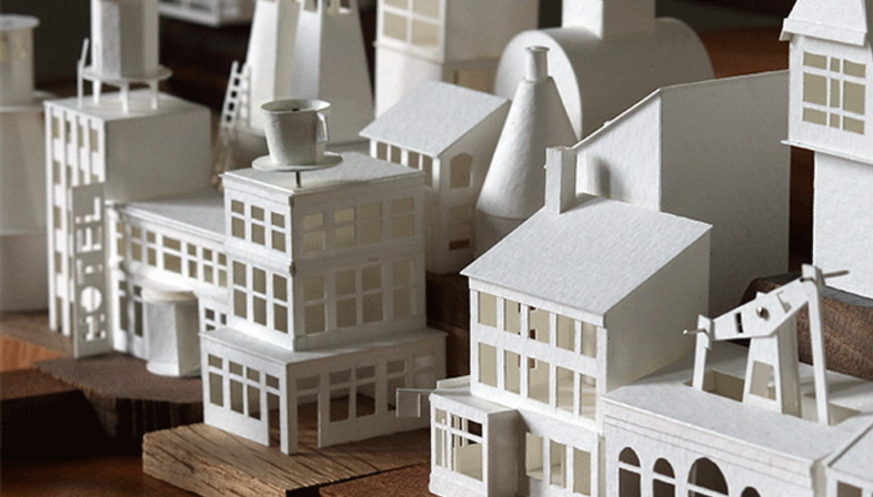 Paperholm A Project By Artist Charles Young Livegreenblog