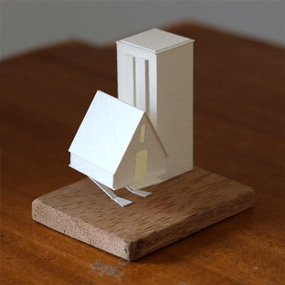 Paperholm, a project by artist Charles Young