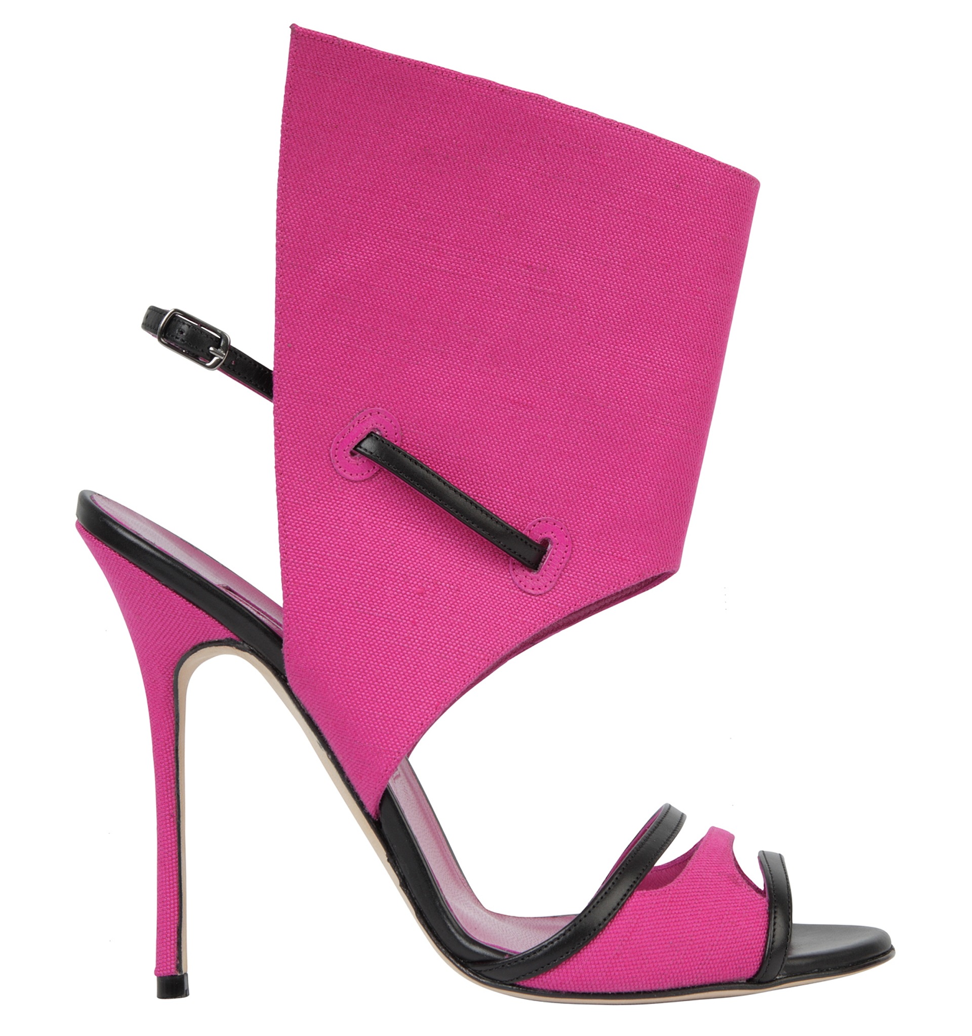 Mostra Manolo Blahnik The Art of Shoes in Milan