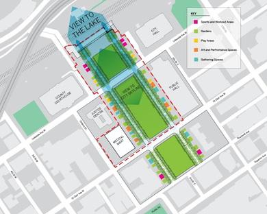 LMN Architects vince il 2017 National AIA Honor Award for Regional & Urban Design