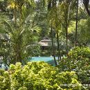 The enchanted garden of Nai Lert Park in Bangkok