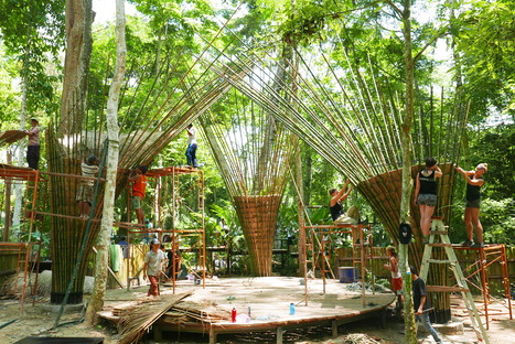 Building Trust International, Bamboo Landmark Design Challenge