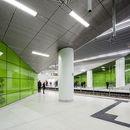 Wehrhahn-Linie, infrastructure and art in Düsseldorf