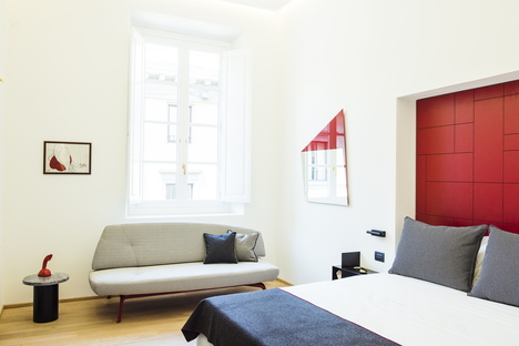 Milu Hotel, Florence. Enjoy your hotel stay immersed in history and contemporary art.