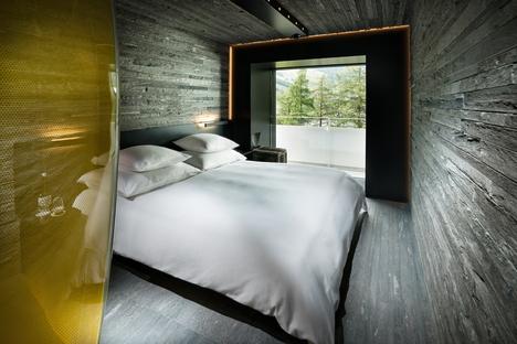 7132 Hotel Vals, designer architecture