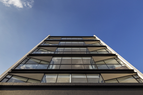 AIROS, sustainable apartment building by NAJAS ARQUITECTOS