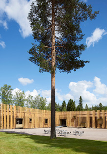 From school to museum: Torsby Finnskogscentrum in Sweden