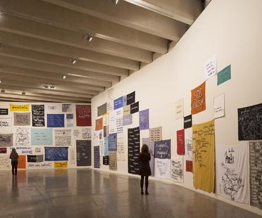 Babi Badalov exhibition at MUSAC