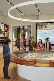 Bohlin Cywinski Jackson and the Presidio Visitor Center