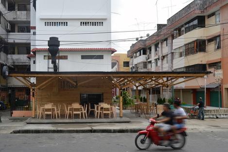 La Pesca by Natura Futura Arquitectura, Ecuador
